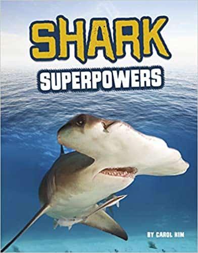 Shark superpowers book